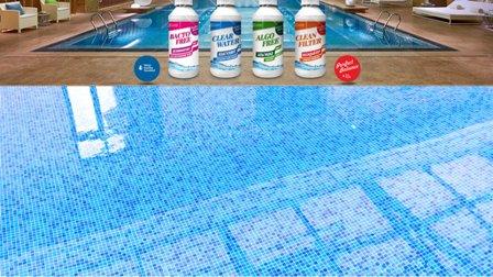 Качественные безхлорные средства для бассейна в Крыму и Симферополе предлагает купить компания «Бассейн Торг». В наличии эффективный активный кислород по выгодным ценам!